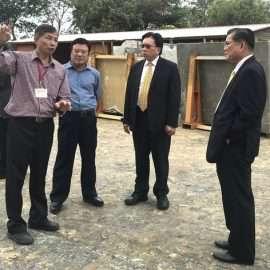 賀! 蔡國洲榮任台灣省商業總會第25屆理事長